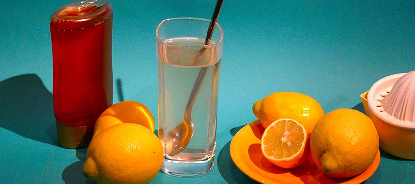 Zitronen-Honigwasser, Ayurveda