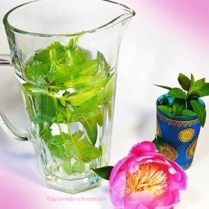 Ayurvedisches Getränk