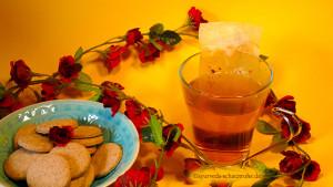 Raja's Cup wird wie Tee zubereitet