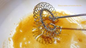 Zucker karamellisieren
