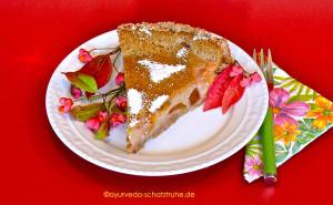 Zwetschgen-Vanillekuchen
