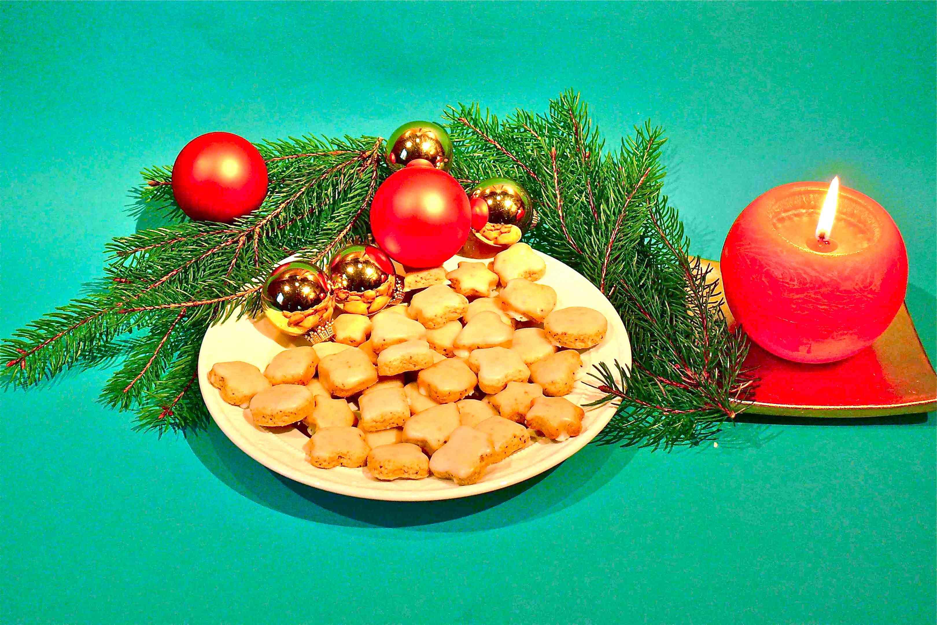 Ayurvedische Raja's Cup-Kekse