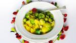 REzept für Rosenkohl-Kartoffelterrine