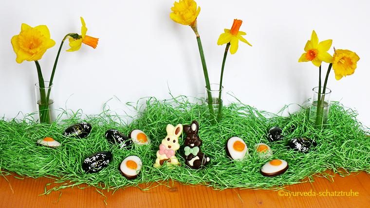 Schokolade und Ayurveda