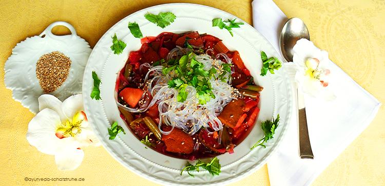 Suppenteller Pho Bo