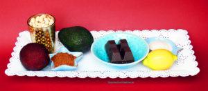 Avocado-Schokocreme, ayurvedisch und vegan