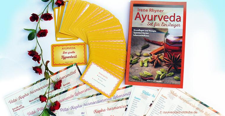 Ayurveda-Set für Einsteiger Inhalt