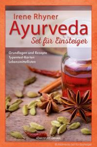 Titelbild von Ayurveda-Set für Einsteiger