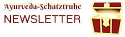 Ayurveda-Schatztruhe Newsletter