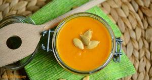 Ayurveda für Berufstätige Kürbissuppe